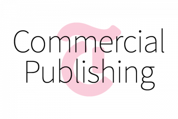 »Commercial Publishing« Logo