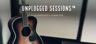 Unplugged Session von Starticket und 20 Minuten