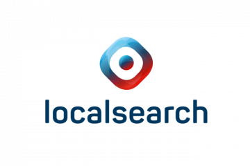 »localsearch« Logo