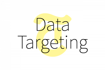 Logo von »Data Targeting«