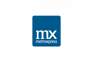 »Metroxpress« Logo