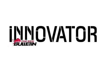 »Innovator by The Red Bulletin« Logo